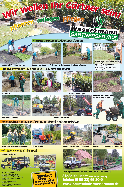 Gärtnereservice Neustadt